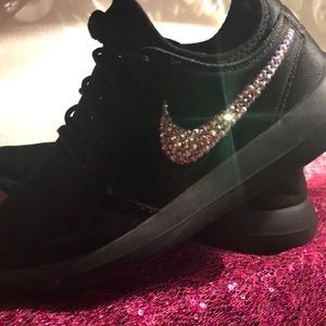 Nike AB Swarovski customized 👟💎